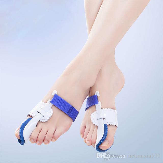 Dispositivo de joanete Hallux Valgus Aparelhos ortopédicos Toe Correção Noite Foot Care Corrector Thumb Goodnight Daily Big Bone