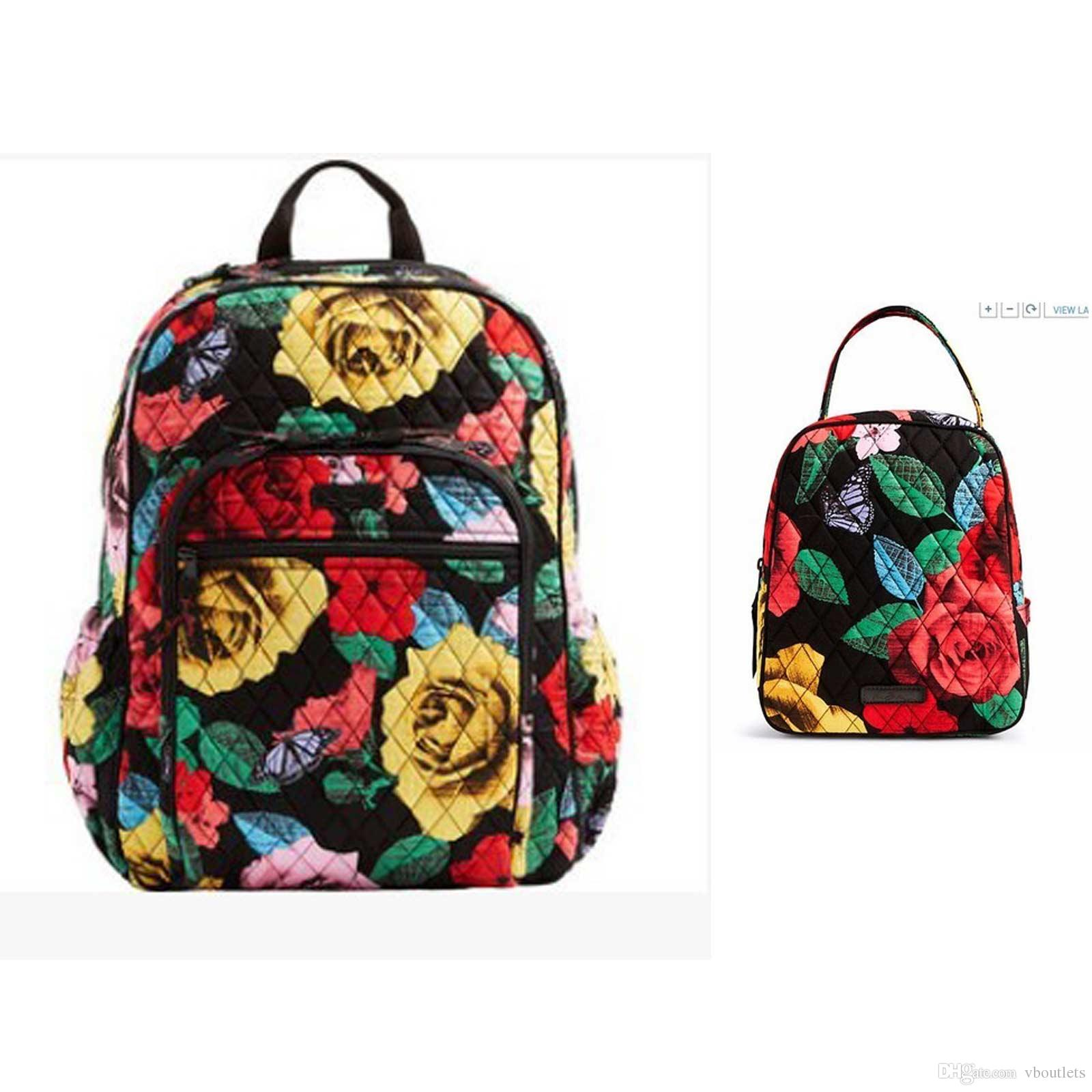 Campus tecnologia mochila laptop Campus Laptop Bag Mochila Escolar com o saco de almoço