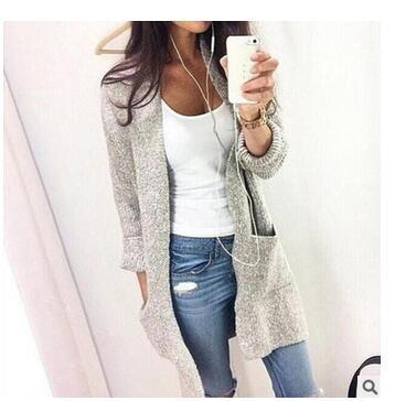 2019 Wholesale Europe Cardigans Mesh Style Sweaters Women Fashion Coat  Loose Street Cardigan Sweater Coats For Sweater Women From Crazy931, $27.14