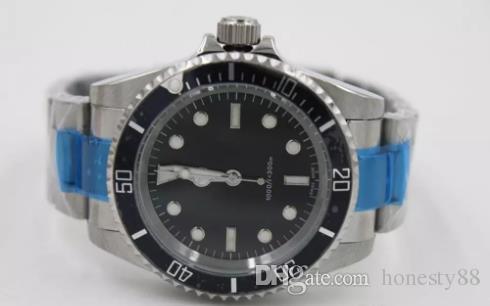 Der Mann-Uhren der neuen Luxuxmens-Uhr automatische mechanische Edelstahl 116610 116611 der Männer Armbanduhr