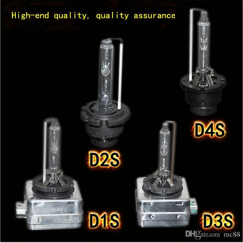 35W D1S D2S D2S D2R D3S D4S D4r 6000K ксеноновые HID Замена лампы Алмазный белый металл стенты базы 12 В фар автомобиля лампы головного света