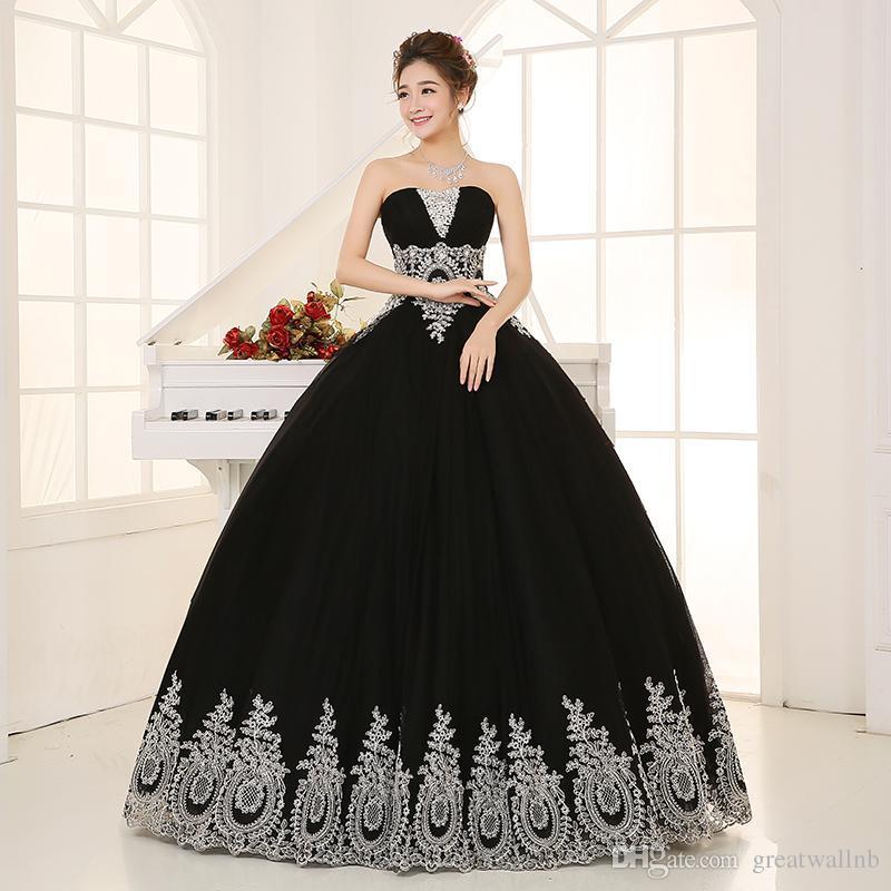 schwarz mit Silber Spitze Stickerei Perlen Schleier Ballkleid mittelalterlichen Renaissance Kleid viktorianischen Antoinette Colonial Belle Ball.