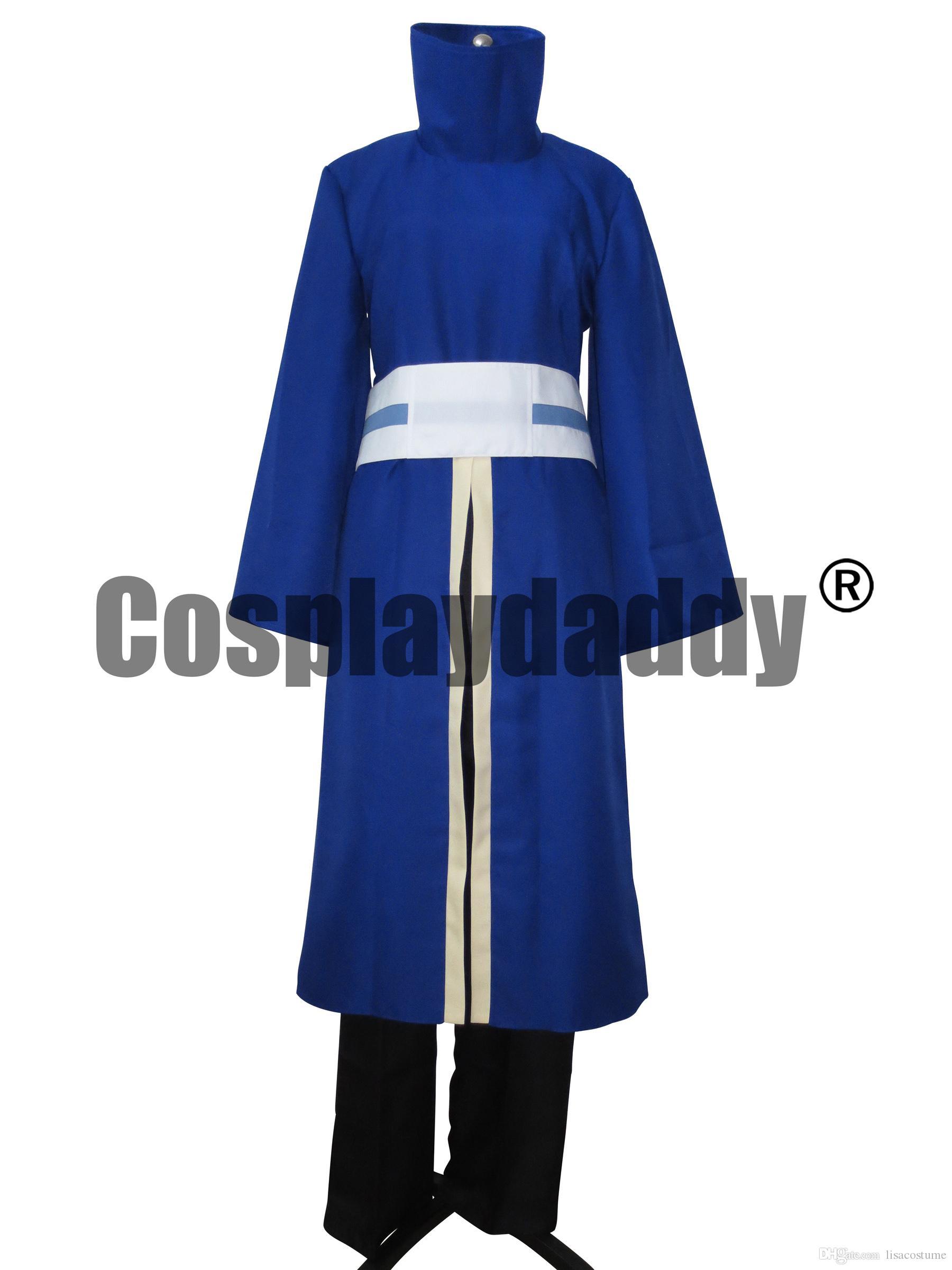 Free shipping Naruto Akatsuki Ninja Tobi Obito Madara Uchiha Cosplay Costume