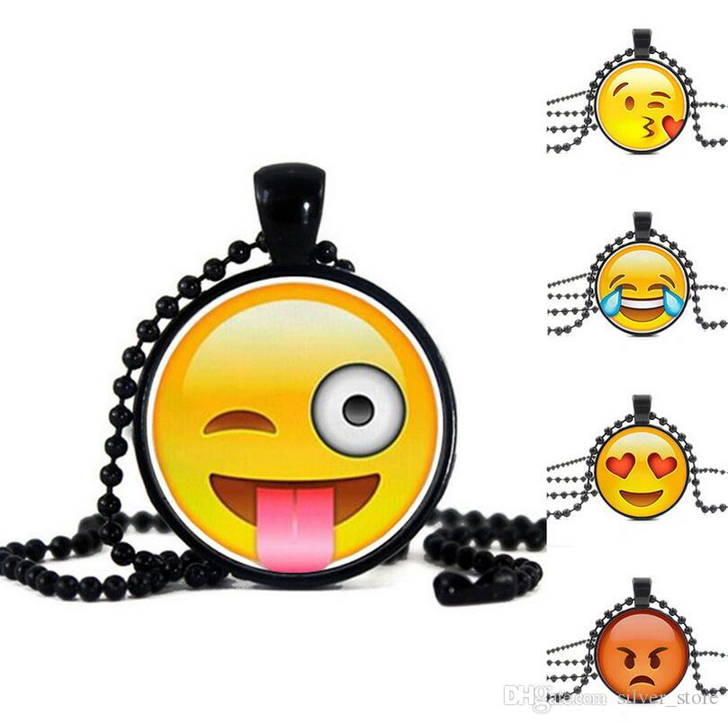 Brand new Explosive Style Time Gemstone Necklace Bead Pendant Sweater Chain WFN457 (with chain) mix order 20 pieces a lot