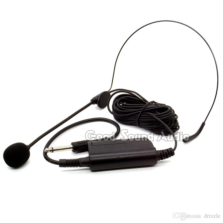 Profesyonel Kablolu Müzikal Headworn Kondenser Mikrofon Kulaklık Mikrofon Sax Piyano Konuşma Ses Amplifikatörü Sahne Mikrofon Mikrofono