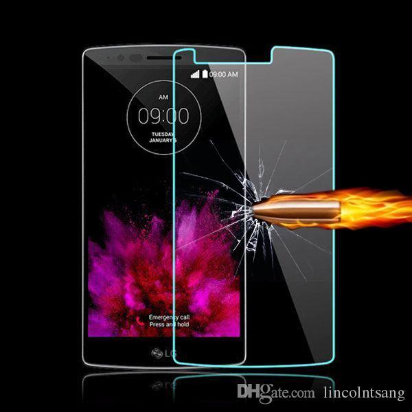 Premium Tempered Glass for LG L65/L70/L90/G Pro 2/G Flex 1/G Flex 2/G2/G2 mini/G3/G3mini/G4 500pcs