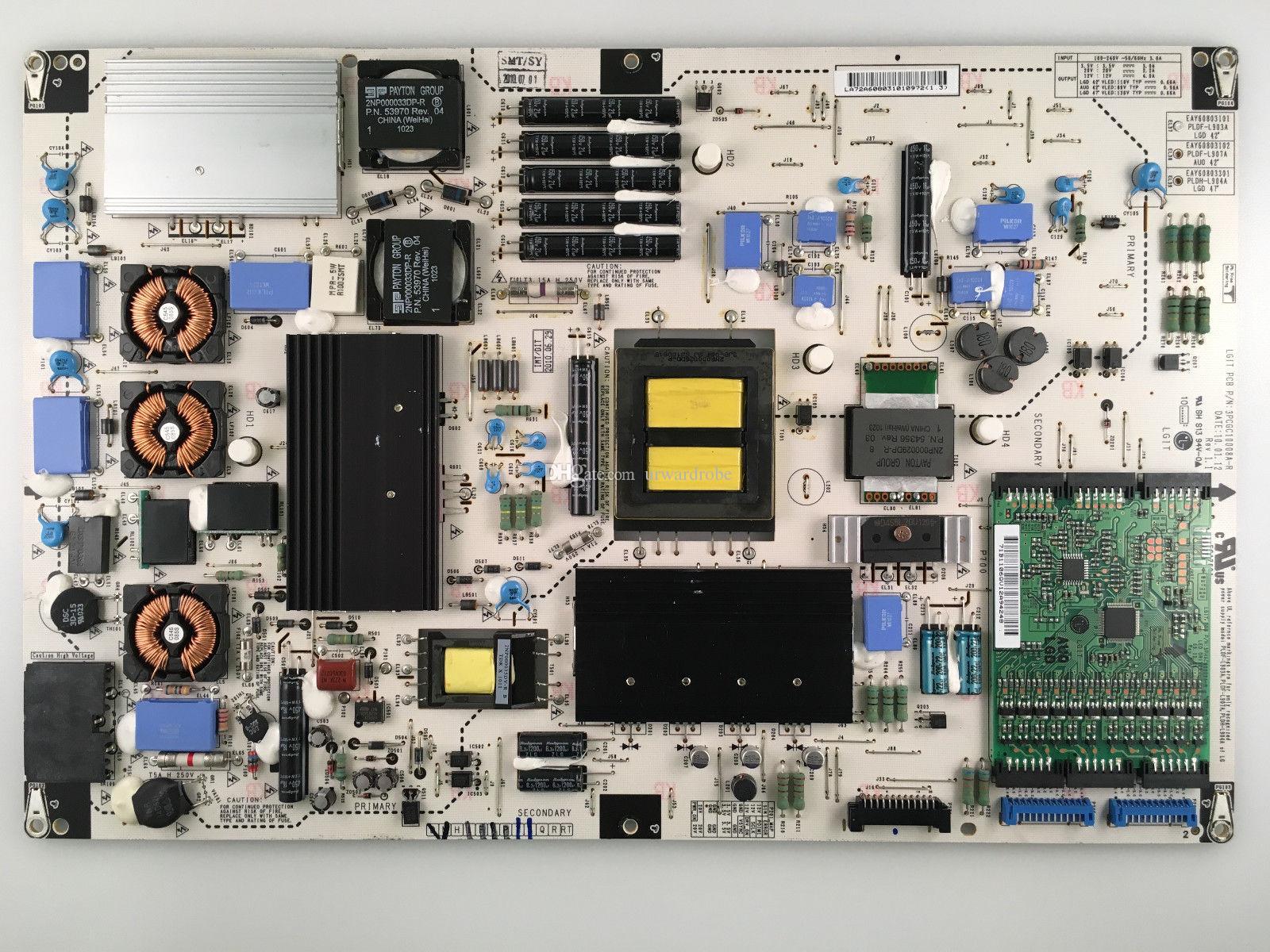 """전원 공급 장치 보드 EAY60803101 PLDF-L903A 3PCGC10008A-R 42 """""""