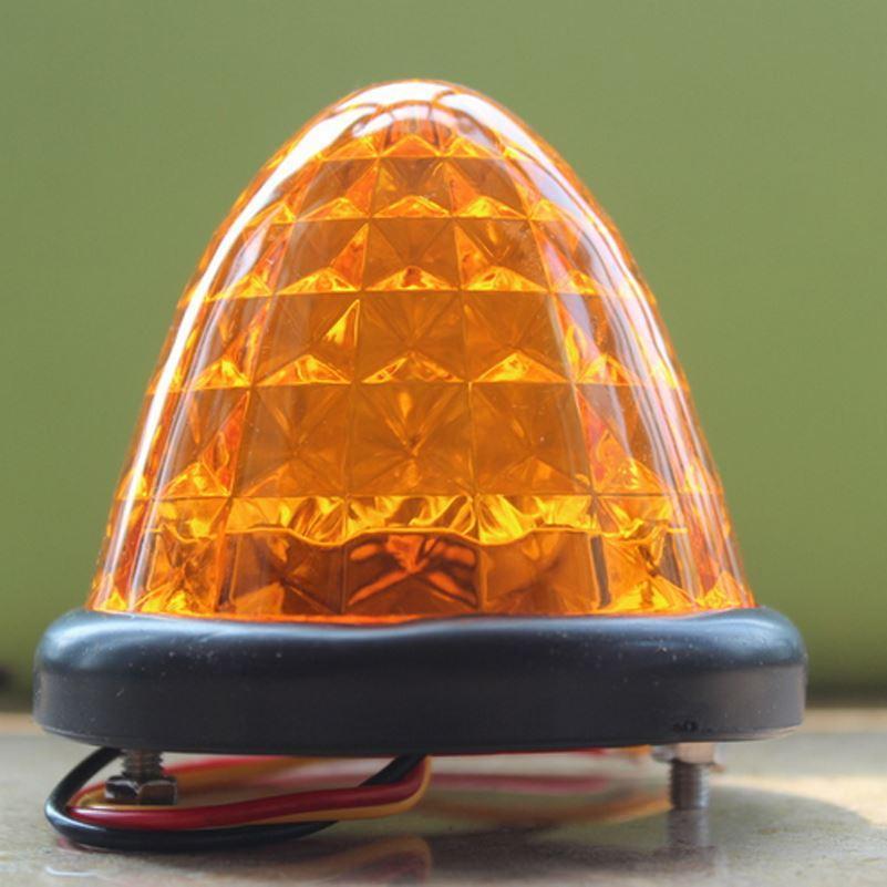 Leds Car Led Turn Signal Light V Truck Trailer Side - Car signal light