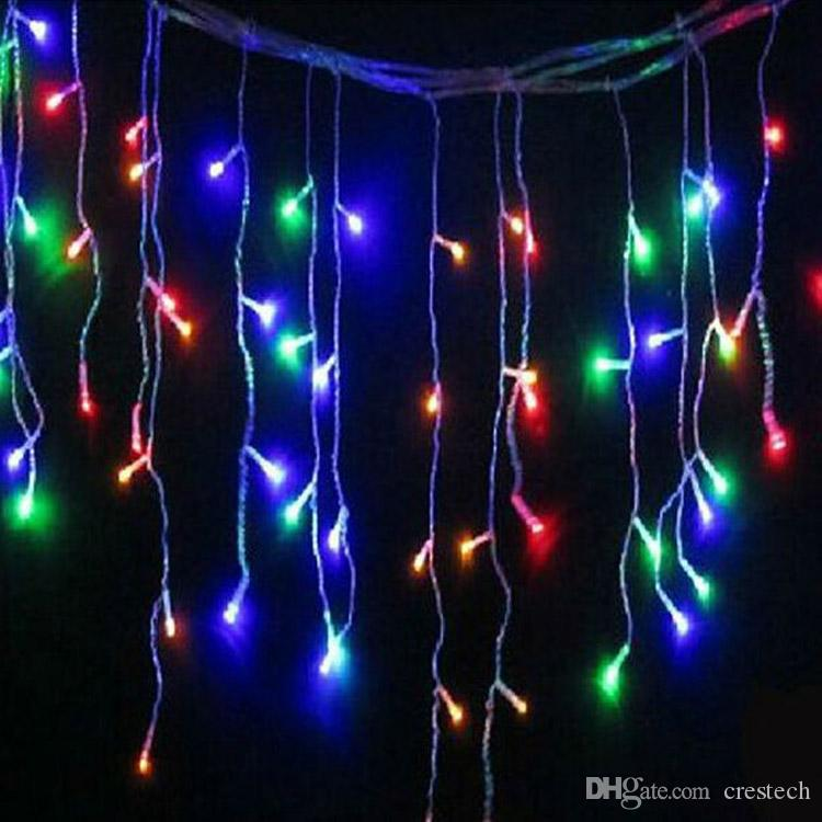 Christmas Lights Hanging In Westfield