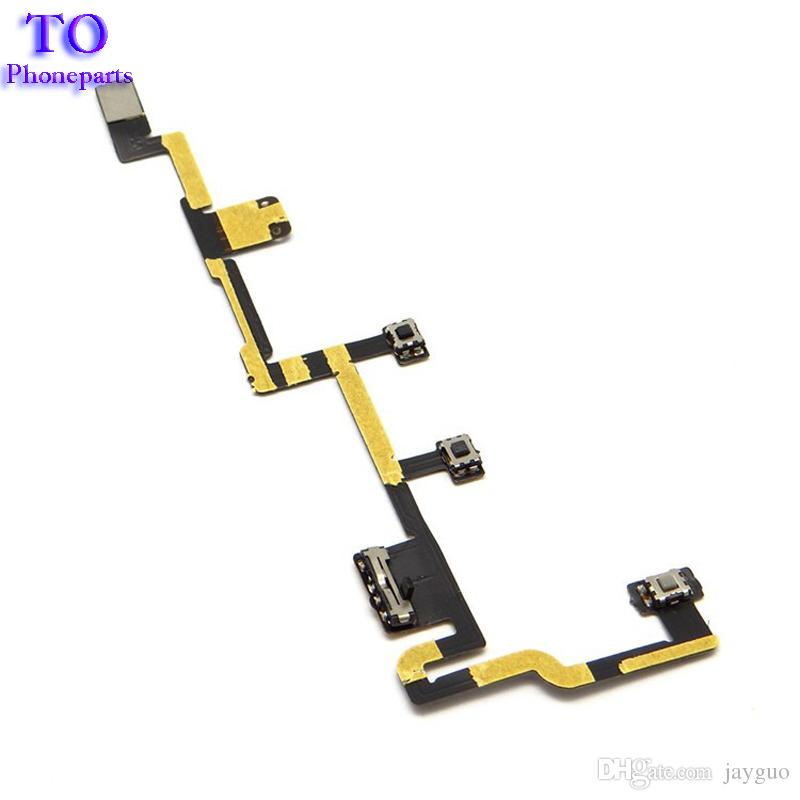 BRAND NEW iPAD 2 POWER ON//OFF SWITCH VOLUME BUTTON FLEX RIBBON CABLE