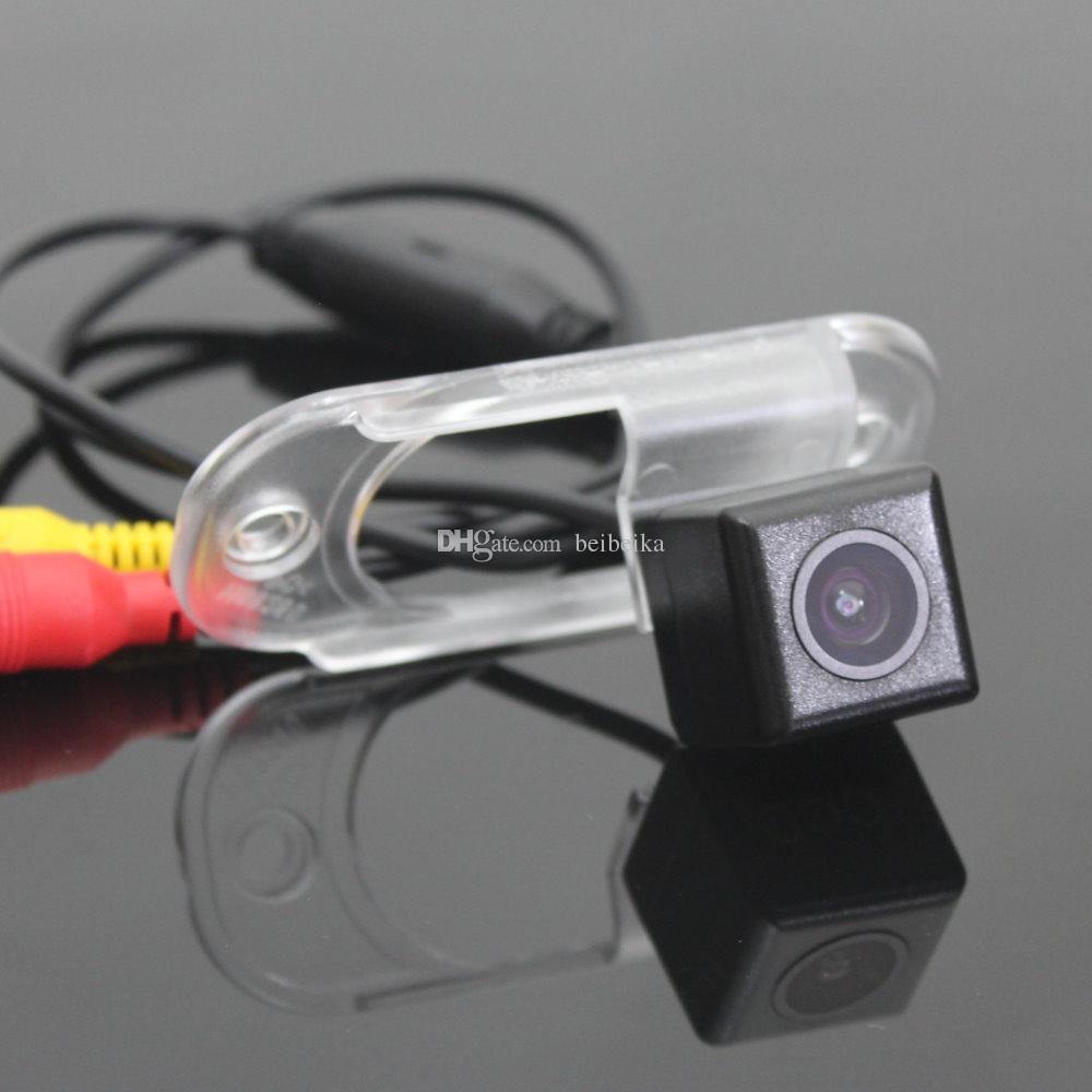 Inokom 산타페 2006-2012에 대 한 리버스 구멍 OEM / HD CCD 나이트 비전 / 자동차 RearView 카메라 / 백업 주차 카메라