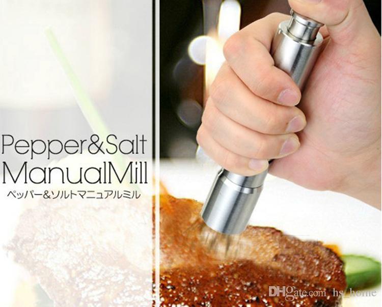 Black pepper grinder, hand grinder, kitchen tools, seasoning tools, essential kitchen supplies, restaurants, hotel supplies,Pepper grinder.
