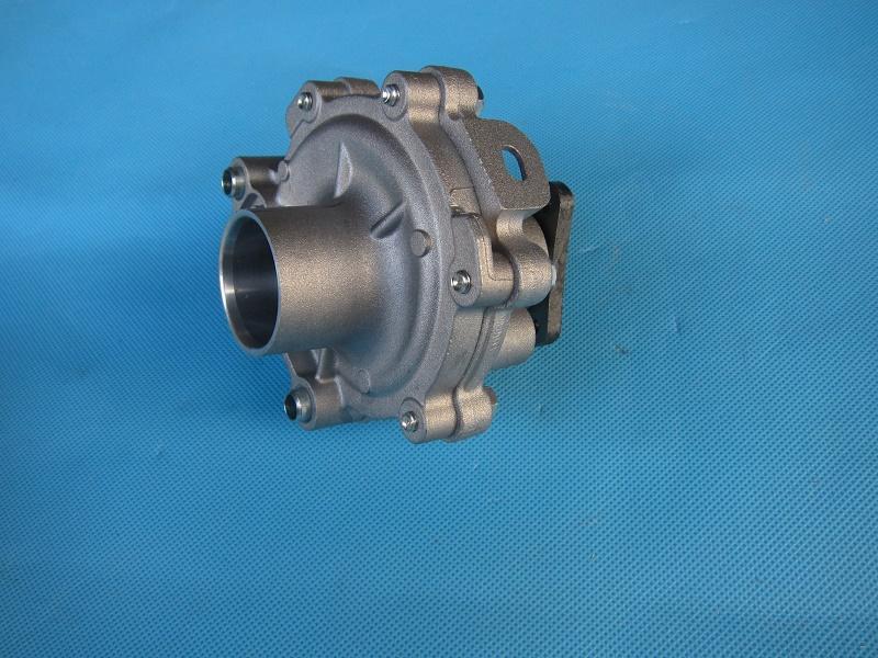 Система охлаждения двигателя Водяной насос для Mazda 3 2014 6 2012 CX5 2013 2015 2015 2017 PE7W-15-010 PE7W15010 PE0115010