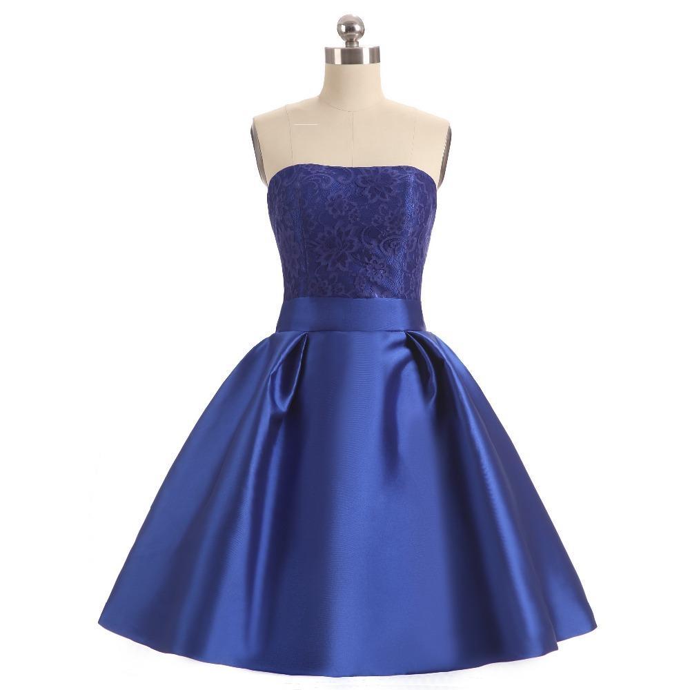 موضة جديدة وصول حمالة الرباط الزفاف bridemaid فساتين قصيرة مخصص مصمم نمط اللباس وصيفات الشرف قصيرة (SL-B131)
