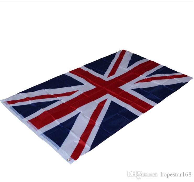 8f59be90c ... UK Nation Flags 3  5 FT Flag of the United Kingdom Classic Polyester  England Flag ...