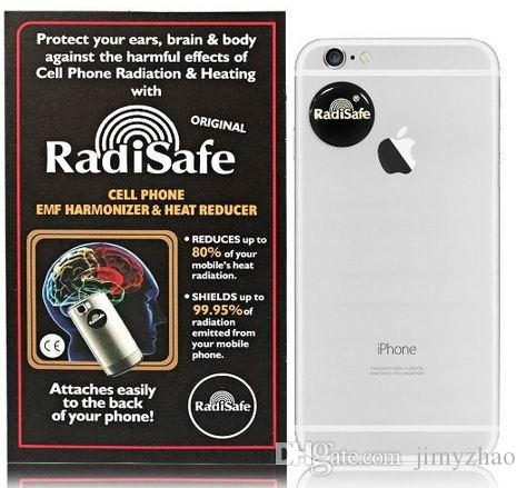 2014 Hot Products groothandel-lage prijs gezondheid retal werk Radisafe anti stralingssticker test door morlb lab 100pcs / lot gratis s