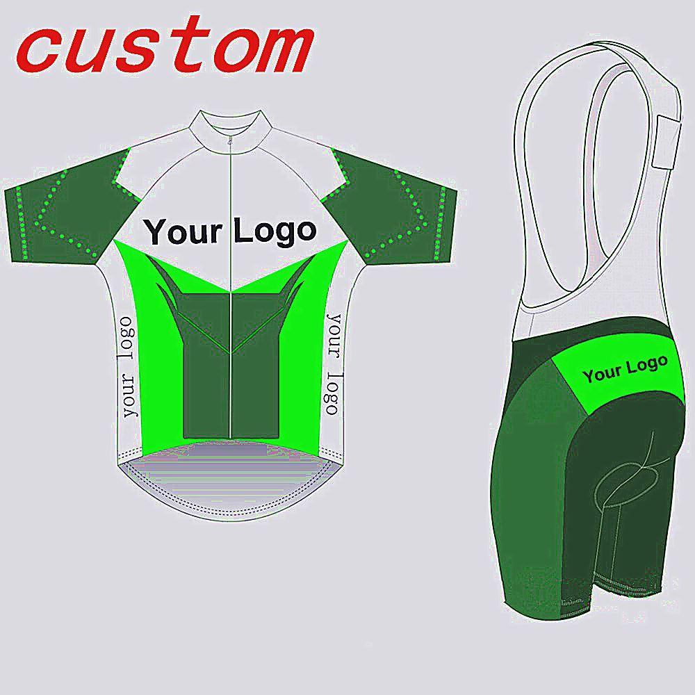 2016 Roupa personalizada Ciclismo verano Cualquier color cualquier tamaño cualquier conjuntos de ciclismo Diseño ciclo Jersey y desgaste de bricolaje bicicletas Polyester + Lycra