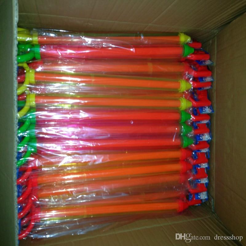 Great rafting swimming water gun syringe Withdrawing large range of beach water fight water gun toys wholesale