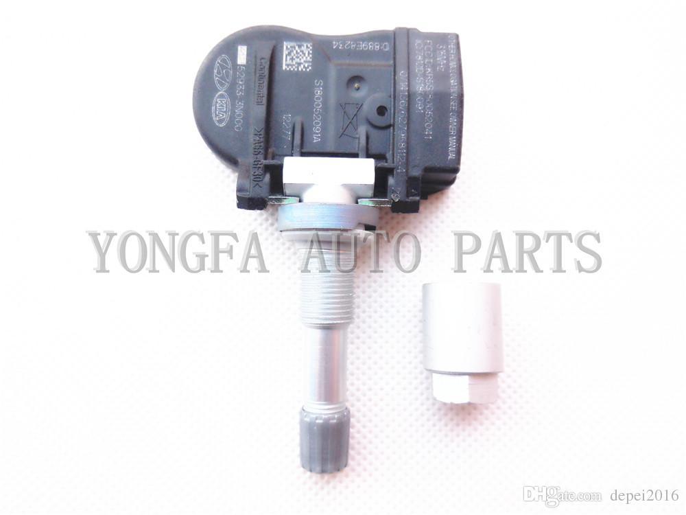 Pour Hyundai Kia CAPTEUR DE PRESSION DES PNEUS TPMS TPM Factory OEM 52933-3N000 2M550 TS-HK10