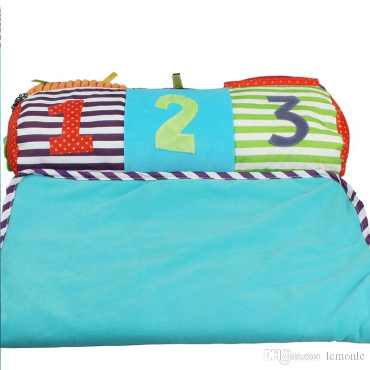 Baby Play Rug Develop Crawling Children's Bell Music Mat Infant Fitness Carpet Educational Toys