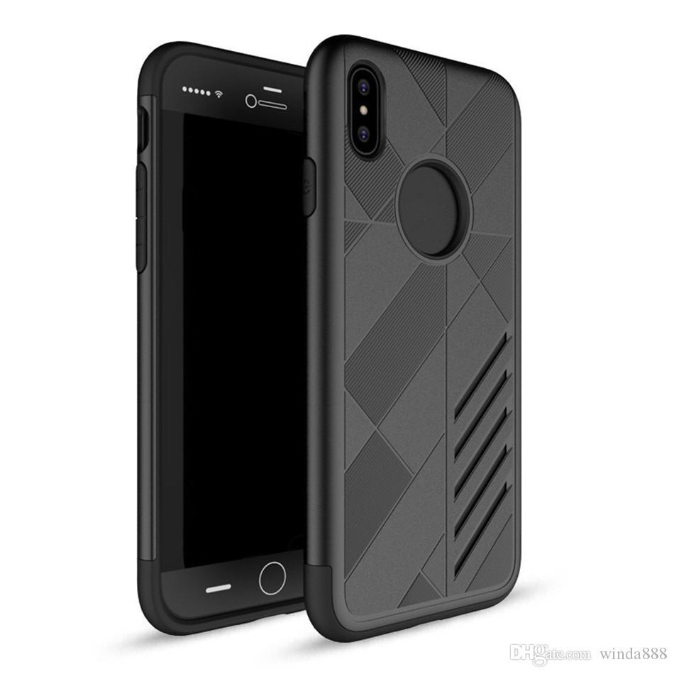 Comprar Funda Carbono para iPhone Xr Antishock disponible en 6