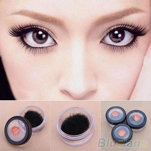 Handmade Black Long Individual False Eyelash Extension Makeup Diy Eye Lash Case 1mlw 45fm Eyelash Extensions London Eyelash Extensions Sydney From