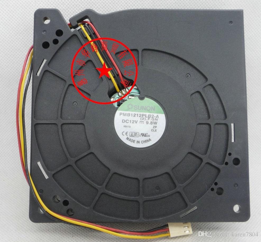 SUNON 12032 12V 9.8W PMB1212PLB2-A (F.GN) voor 3750 ventilator ventilator
