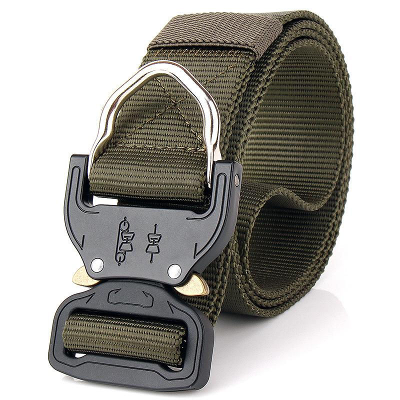 2019 High Quality US Army Tactical Combat Belt SWAT Heavy Duty Knock Off  Tactical Belt Hook Nylon Waist Belt 3 8 Cm From Toptactical, &Price