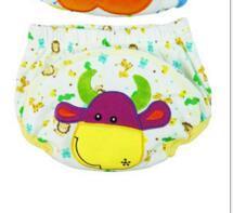 Wiederverwendbare Windel Trainings Hosen 3 Schichten Baby Töpfchen