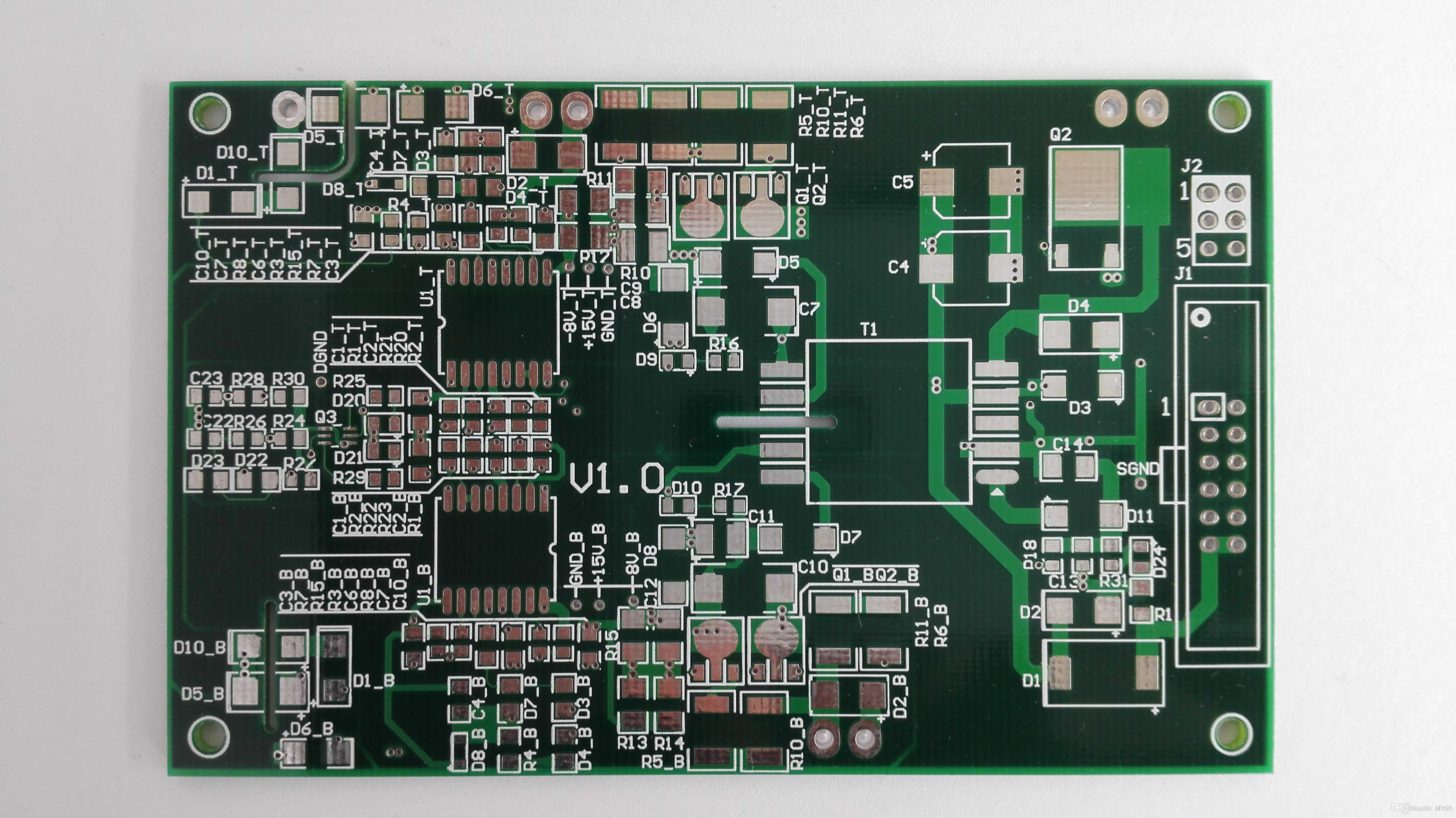 Wholesale Rigid Flex Circuit Boards Manufacturer Rigid Flex Circuit