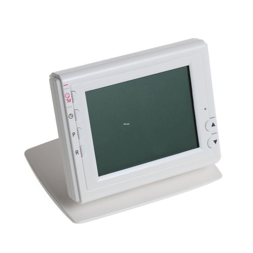 Freeshipping اللاسلكية اللاسلكية غرفة التدفئة أدوات الحرارة ترموستات منظم مع استقبال لأنظمة التدفئة 110 فولت -220 فولت