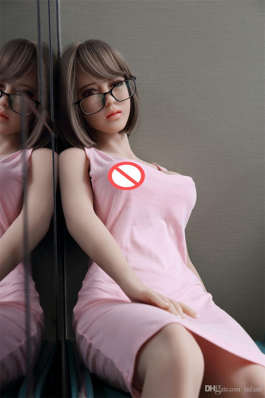Hot Sale Japanische Real Love Dolls Erwachsener männliches Geschlecht spielt volles Silikon-Geschlechts-Puppe süße Stimme Realistische Sex Dolls