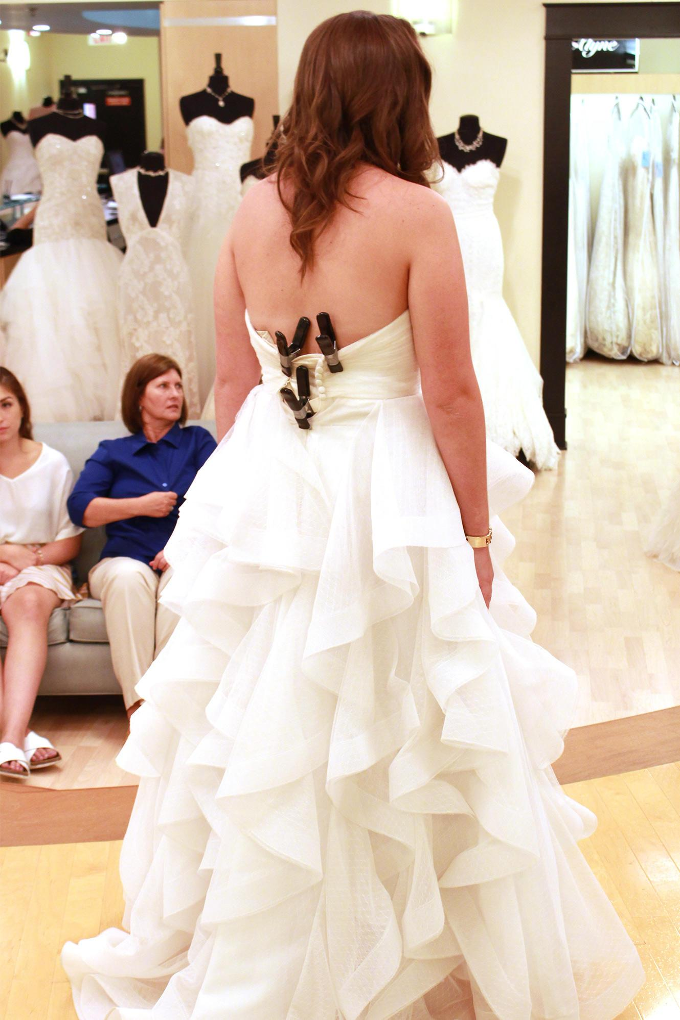 Berühmt Plus Size Brautkleider Nixeart Fotos - Brautkleider Ideen ...