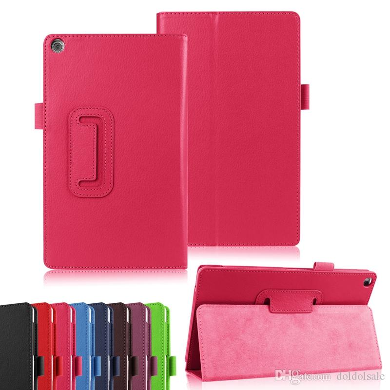 30pcs For ASUS Zenpad 8.0 Z380 Z380KL Z380C Tablet Business PU Leather Case Cover With Stand Holder + Screen Protector Protective Film