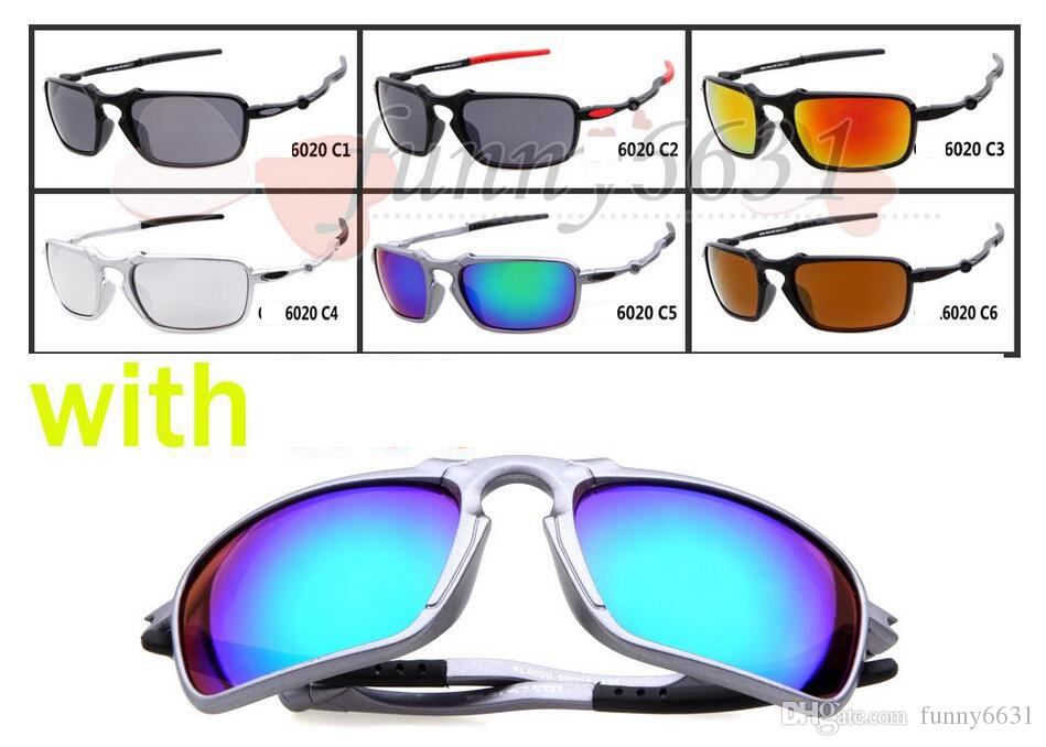 10pcs men fashion sunglasses sports motorcycle spectacles women Dazzle colour Cycling Sports Outdoor PILOT Sun Glasses 6color free shipping