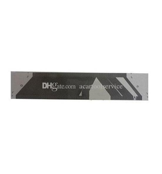 saab sid2 lcd pixel ribbon for 9-3 9-5 model saab sid 2 unit lcd display dashboard missing pixel repair lcd cable 2pc Free Shipping