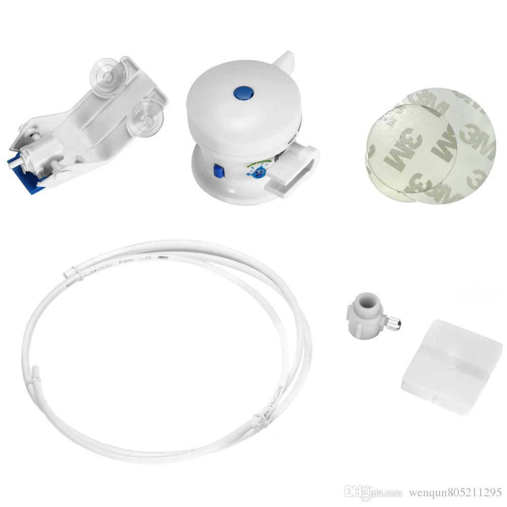 diy fresh water spray nonelectric bidet toilet seat attachment for almost