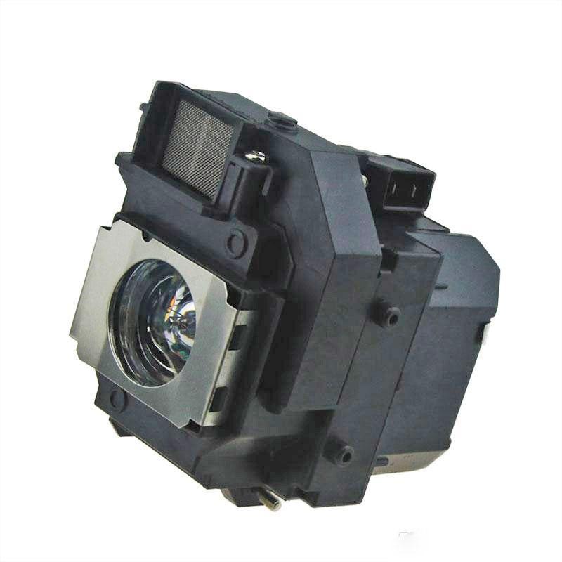 Wishubuy ELPLP54 V13H010L54 Projector Original Lamp with Housing for HC705HD S7 W7 S8+ EX31 EX51 EX71 EB-X7 S72 S82 W8 EH-TW450