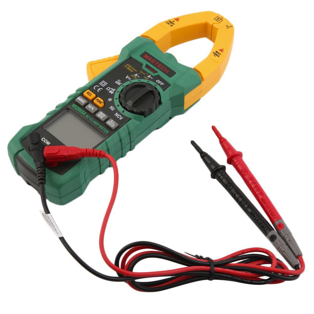 Freeshipping AC DC Voltage Digital Clamp Meter Multimeter 1000A 6000 Counts Worldwide Store