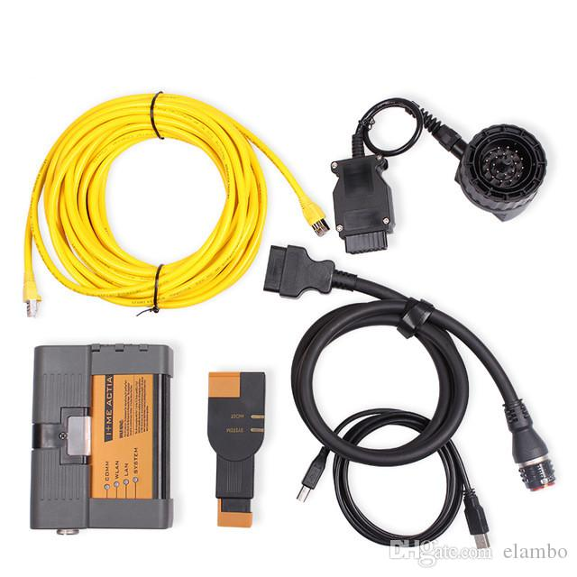 2020 high quality professional tool for BMW icom A2 auto scanner for icom A2+B+C 3 in 1 one year warranty