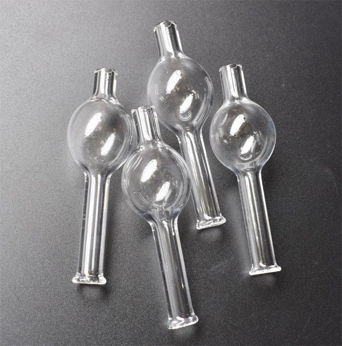 DHL Quartz Carb Cap per XXL Quartz Thermal Banger Nail doppio tubo Quartz Nail per tubi di acqua di vetro bong in vetro Tips
