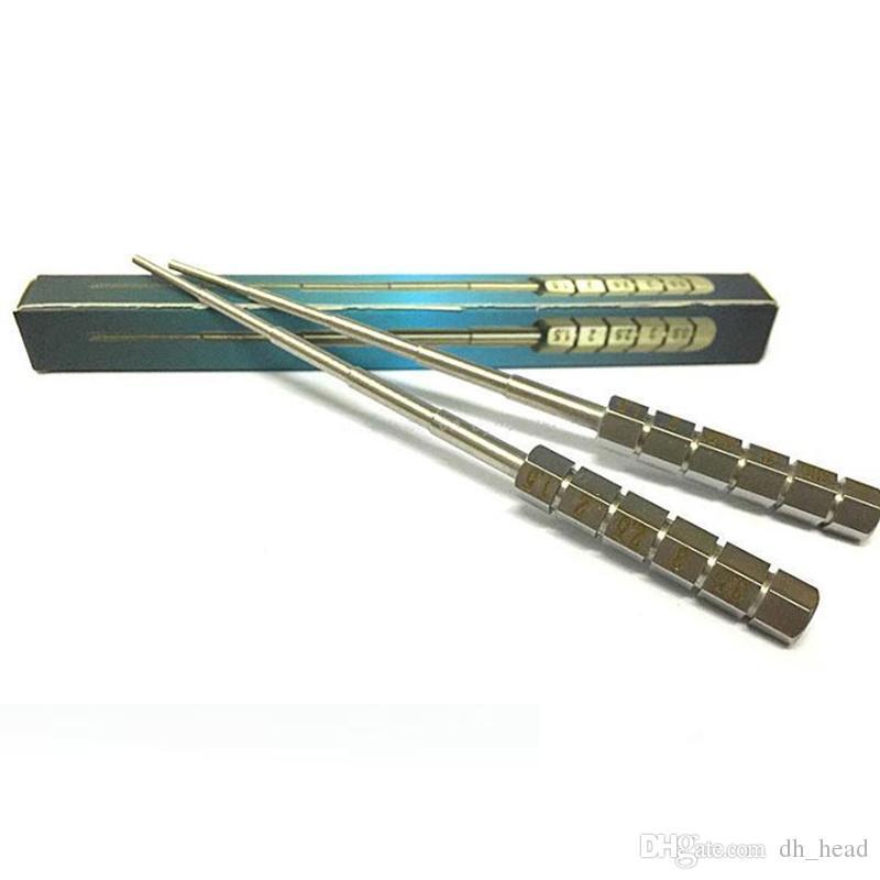 3.5 / 3 / 2.5 / 2 / 1.5mm 코일 지그 SS 공구 마이크로 코일 윅 지그 포장 코일 DIY RDA RBA 재구성 가능한 분무기