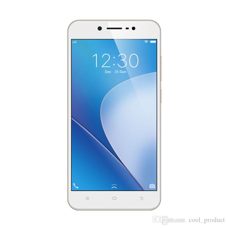 """Original Vivo Y66 L 4G LTE Mobile Phone Snapdragon 430 Octa Core 3G RAM 32G ROM Android 5.5"""" IPS 2.5D Glass 13.0MP OTG Smart Cell Phone New"""