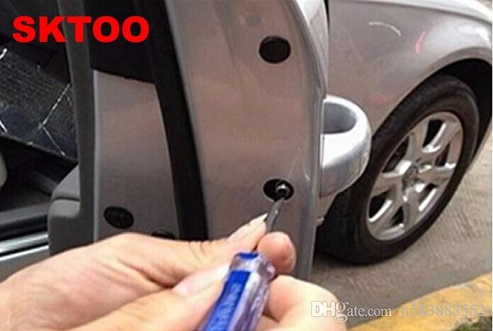 NEWZQ 2Pcs Door Handle Bar+Sensor for Au di A1 A4 A5 A6 A7 A8 Q3 Q5 Q7 RS5 RS7 S4 S5 S6 S7 4G8927753 4G8927753B