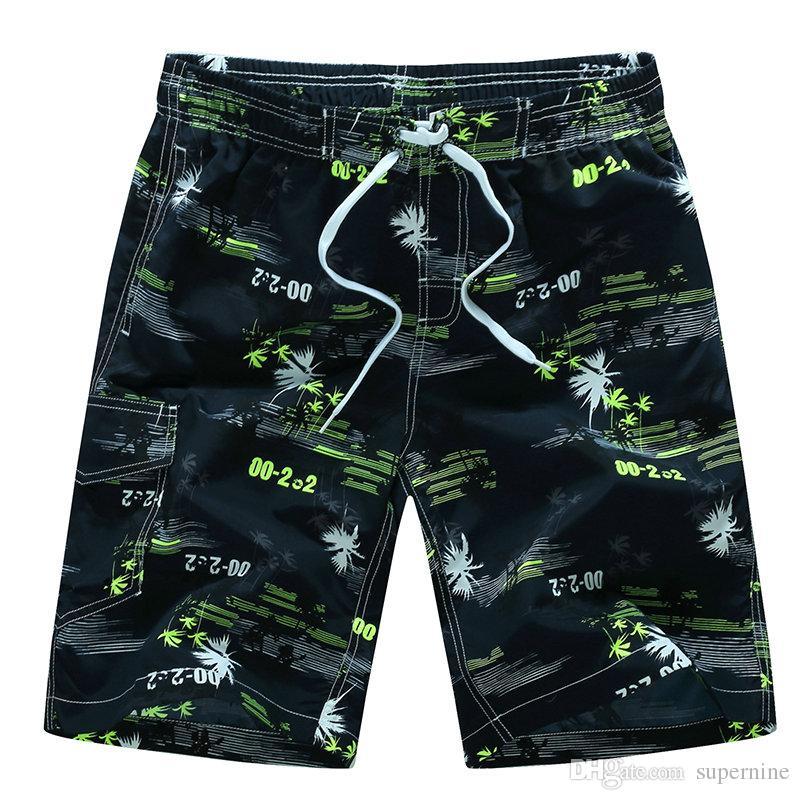 Nuovo arrivo spiaggia di estate shorts degli uomini casuali Mens consiglio Pantaloncini
