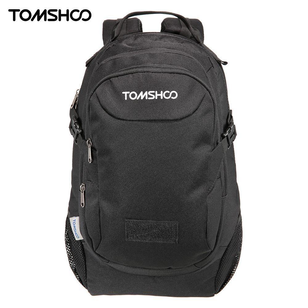 TOMSHOO 새로운 폴리 에스테르 하이킹 배낭 야외 스포츠 가방 등산 가방 남자 여행 가방 백팩 캠핑 배낭