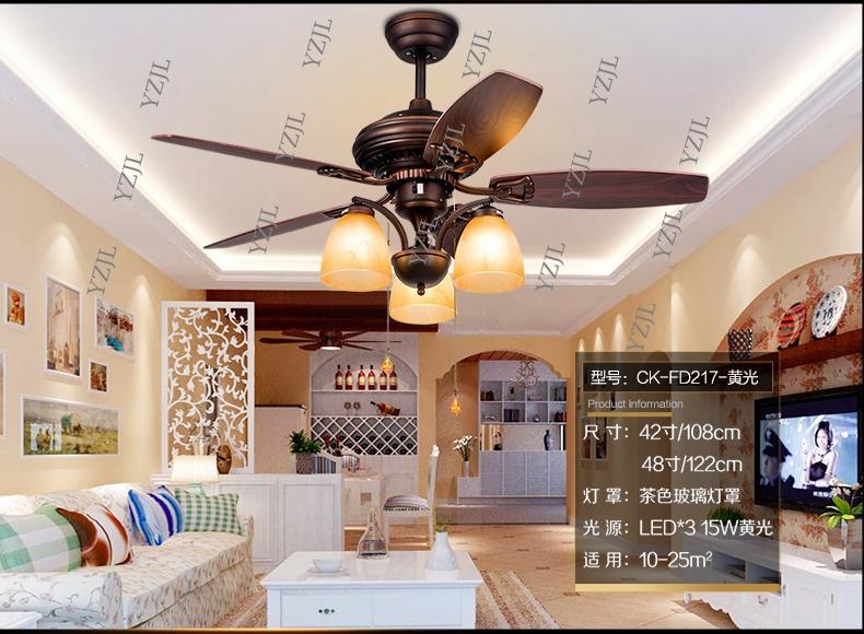 free amricain rustique rtro ventilateur lustre ventilateur. Black Bedroom Furniture Sets. Home Design Ideas