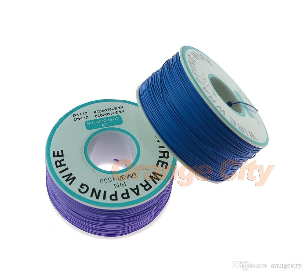 Wire Wrapping Wrap Multicolor Cable ok line electrical wire line FOR Laptop motherboard PCB connect welding