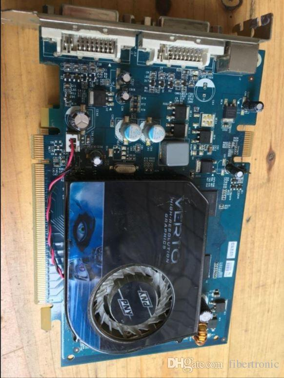 Refurbished PNY 8600GT Graphics Cards 256MB PCI-E for Philips IU22/IE33 Video Boards Ultrasound Imaging Service Repair Part P/N 453561344971