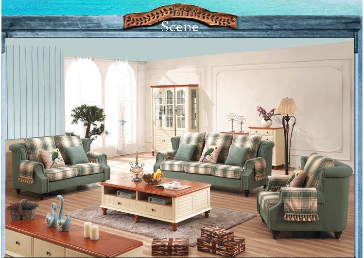 Großhandel Arbeiten Sie Modernes Heißes Ankunfts Sofa Französisches  Entwurfsgewebetuch Wohnzimmermöbel Sofa 1 + 2 + 3 10257 Um Von Tengtank,  $1587.94 ...